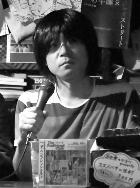 The Pen Friend Club、初の7インチアナログシングル発売記念】Gt/Vo平川